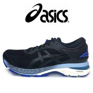 Asics Gel-Kayano 25 Black/Blue 1012A026-001 us7.5